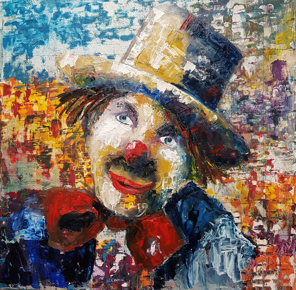 Clown 2 - Sjon de Groot