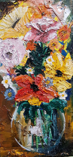 Mixed Flowers - Sjon de Groot