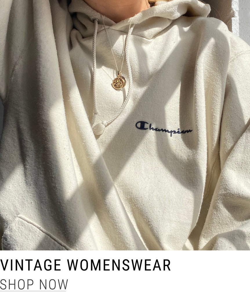 Shop Vintage Womenswear at North Workshop