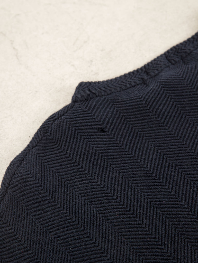 Women's Vintage Tommy Hilifger Ribbed Knitted Jumper - X-Large