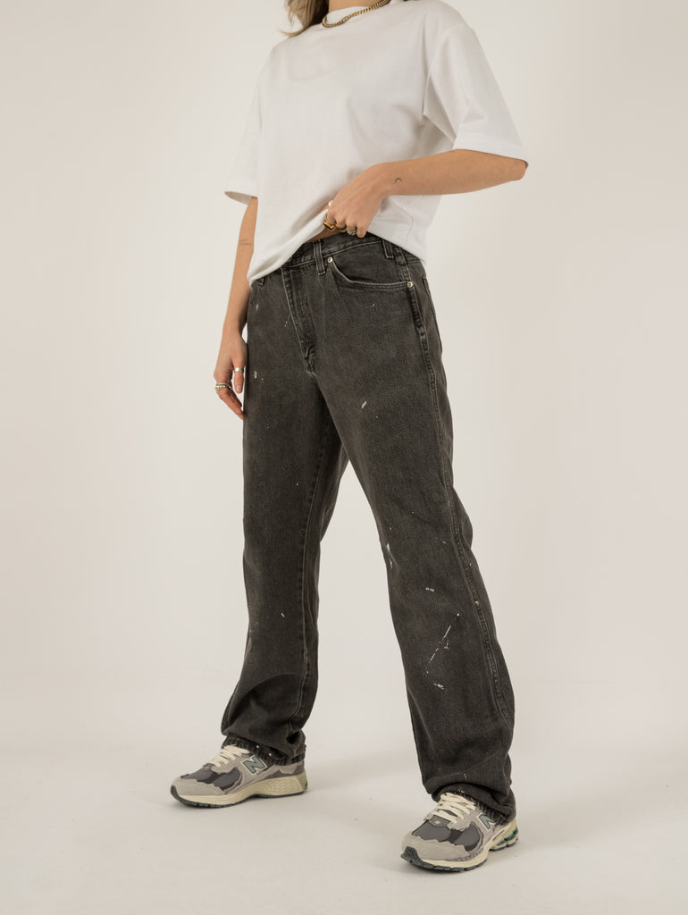 Men's Vintage Tommy Hilfiger Knitted Jumper - Large