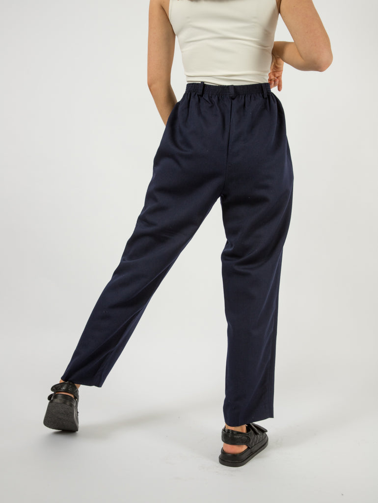 Lades Vintage Dickies Worker Trousers - W29 X L30