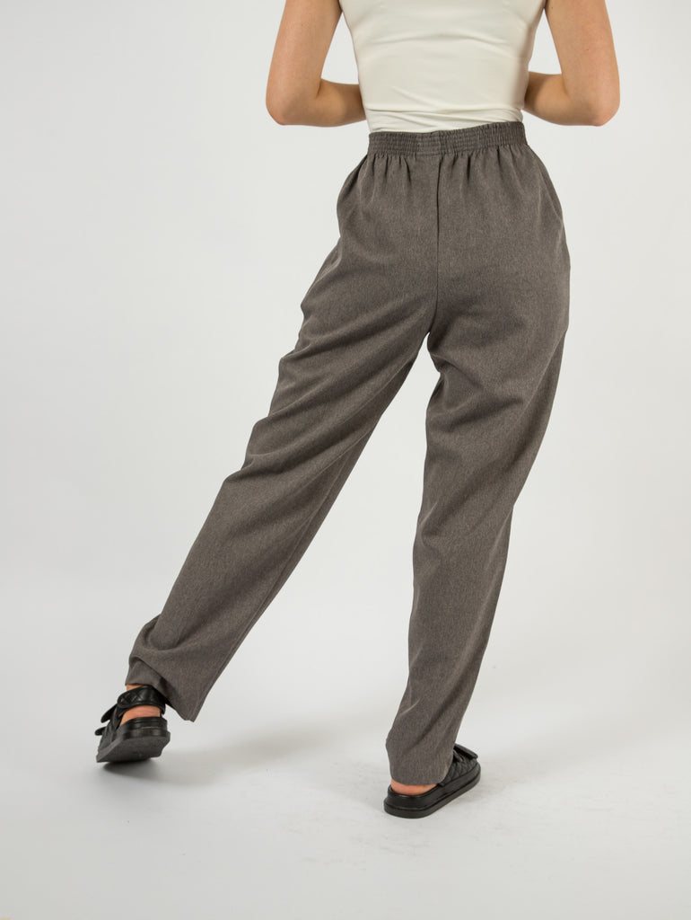 Women's Vintage Aleya Relaxed Trousers - Medium