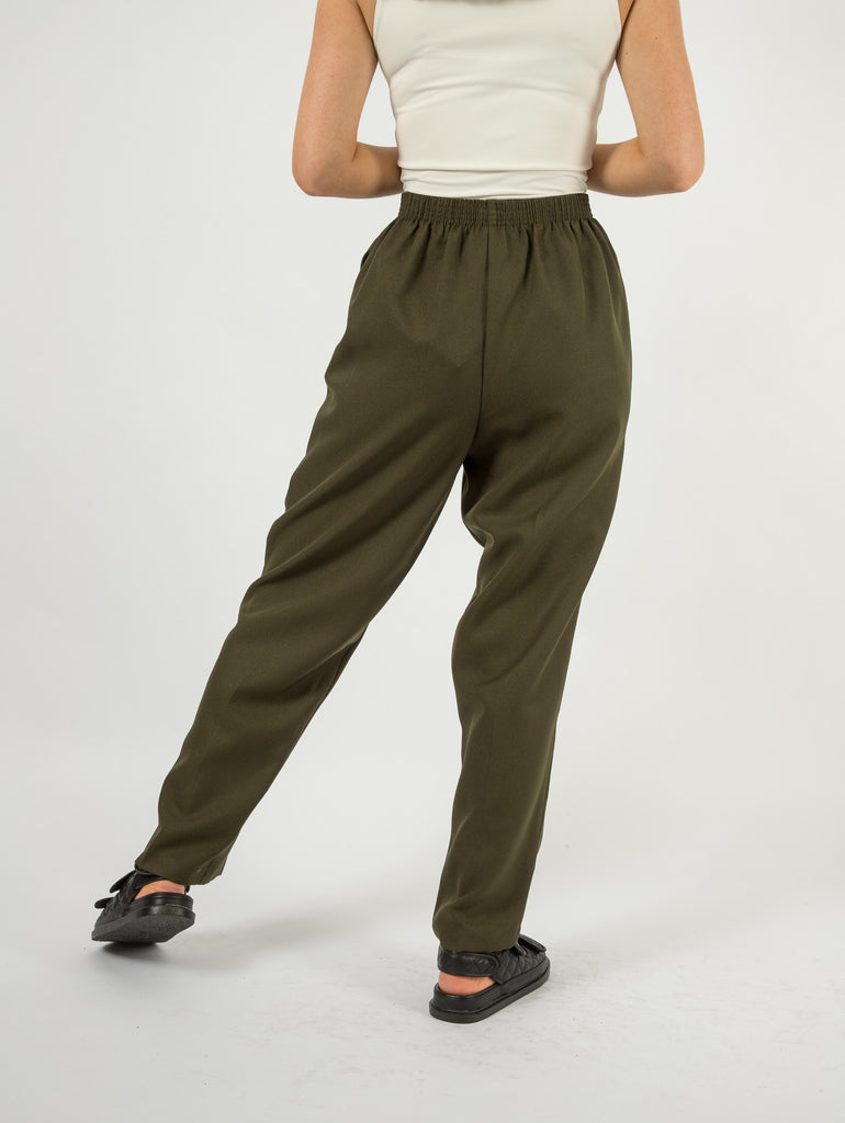 Women's Vintage Aleya Relaxed Trousers - Small