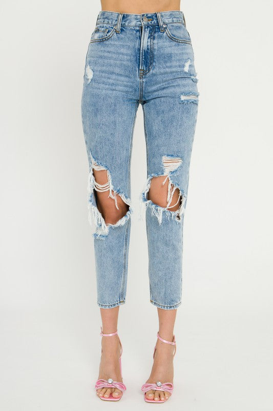 ULTRA DESTROYED JEANS