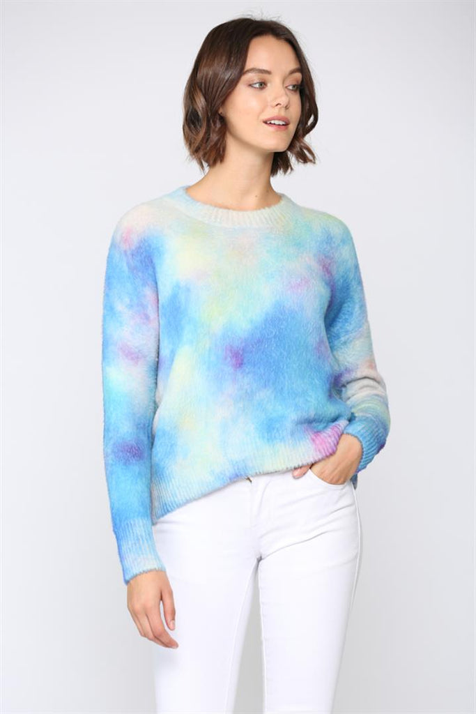 BLUE MONET SWEATER