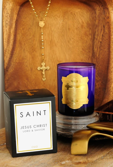 THE JESUS CANDLE