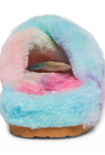 FUZZED MULTI SLIPPER