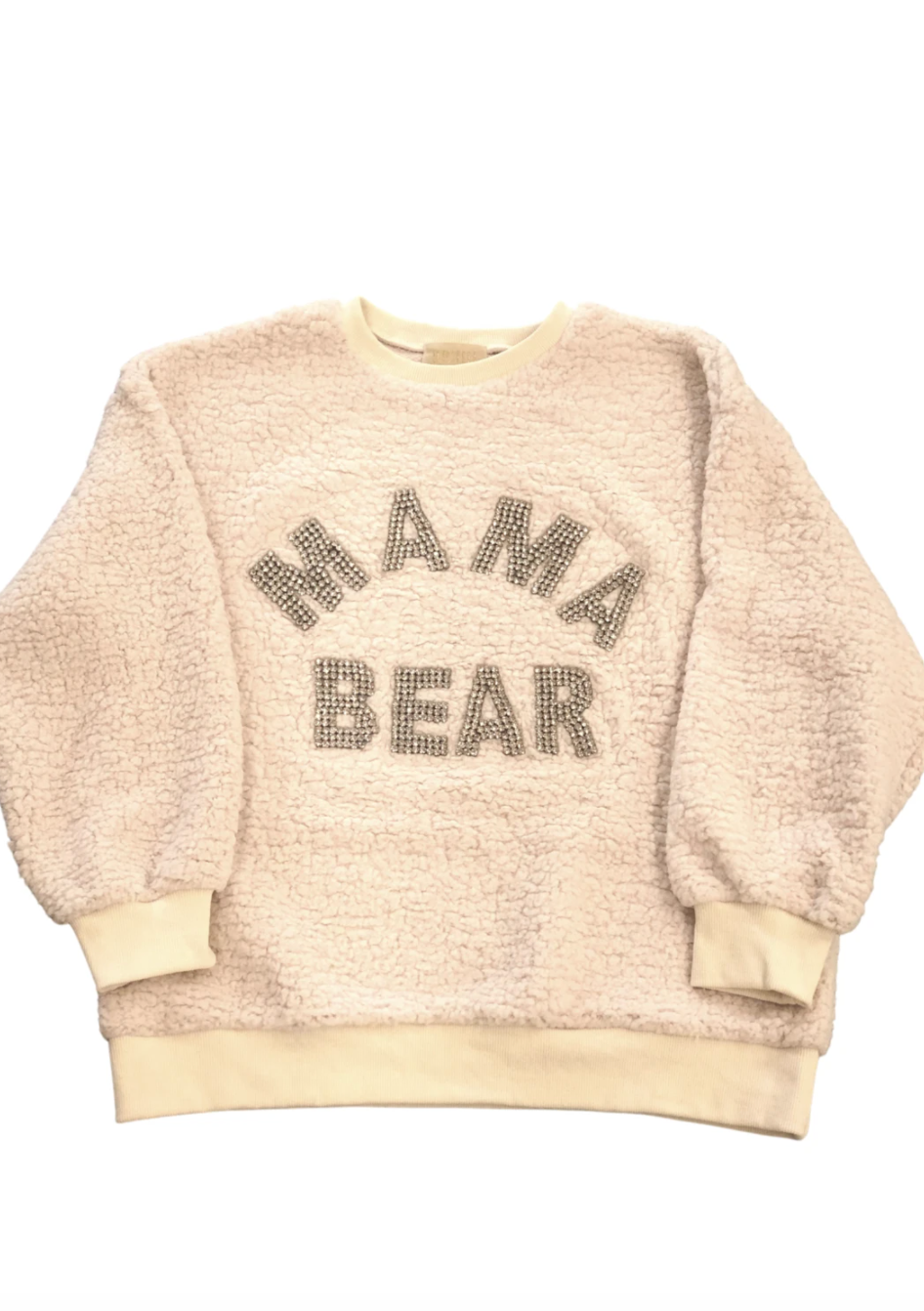 SHERPA MAMA BEAR SWEATER