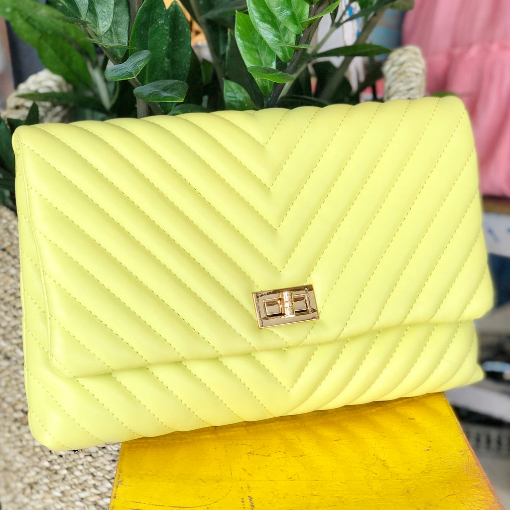 CHARTREUSE CLUTCH