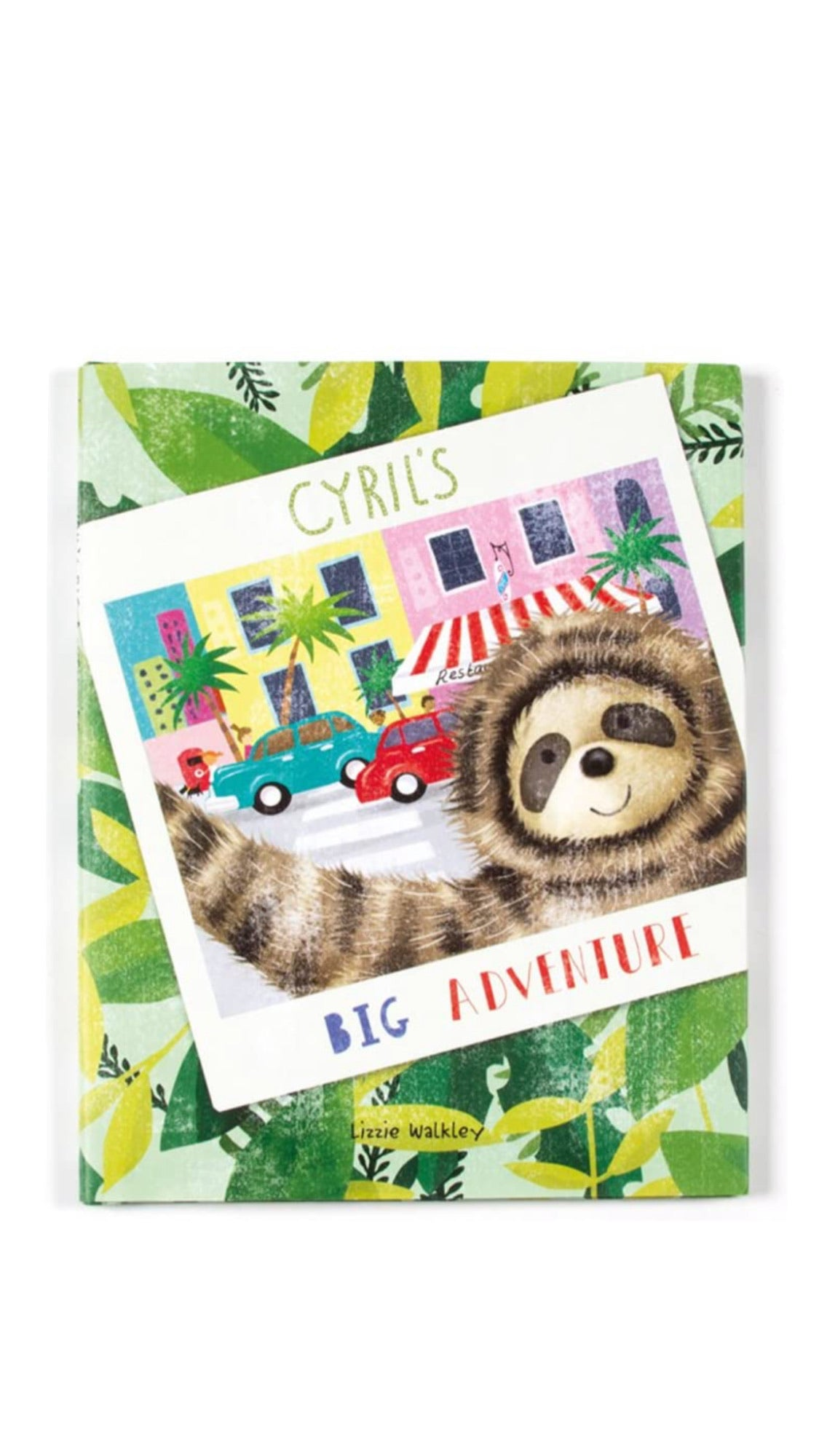 CYRIL'S BIG ADVENTURE BOOK