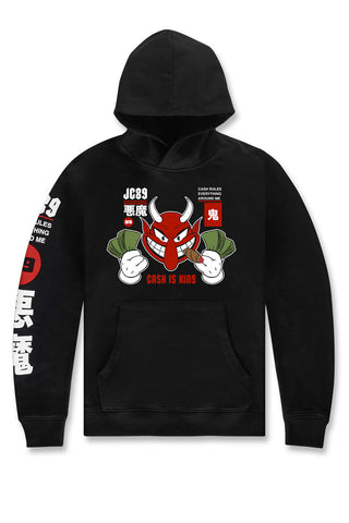Jordan Craig - Money Hungry Pullover Hoodie (Black)