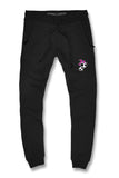 Time's Up Jogger Sweatpants (Black)