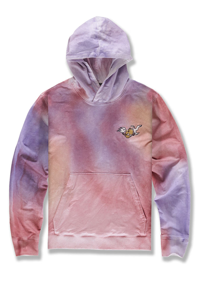 Water Slaughter Pullover Hoodie (Blush)
