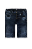Newcastle Denim Shorts (Midnight Blue)