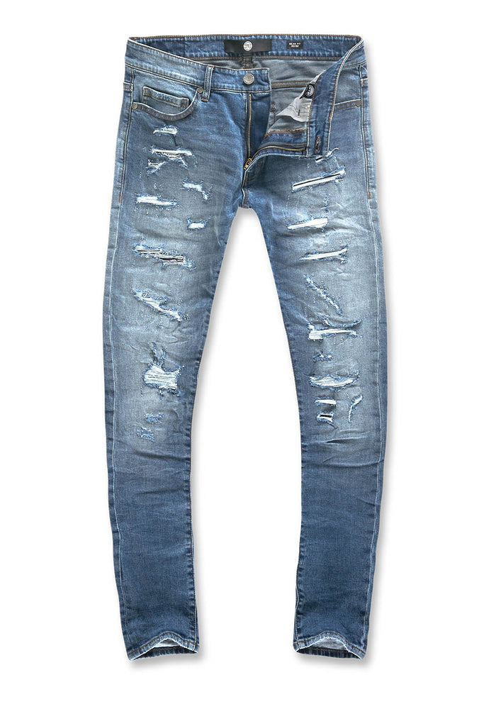 Jordan Craig - Sean - Trenton Denim (Medium Blue)