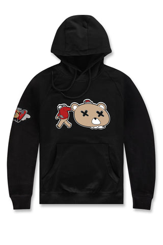 Jordan Craig - Decapitated Plush Bear Pullover Hoodie (Black)