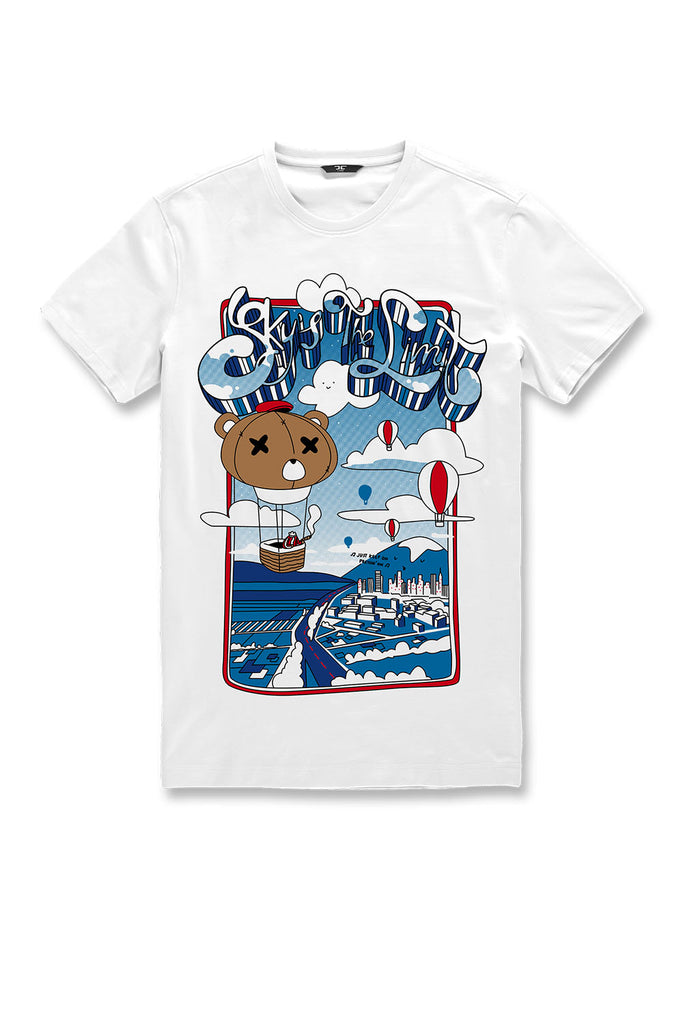 Sky's The Limit T-Shirt (White)