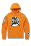 Time's Up Pullover Hoodie (Orange)