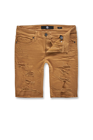 Jordan Craig - Big Men's Ortley Twill Shorts (Summer Wheat)