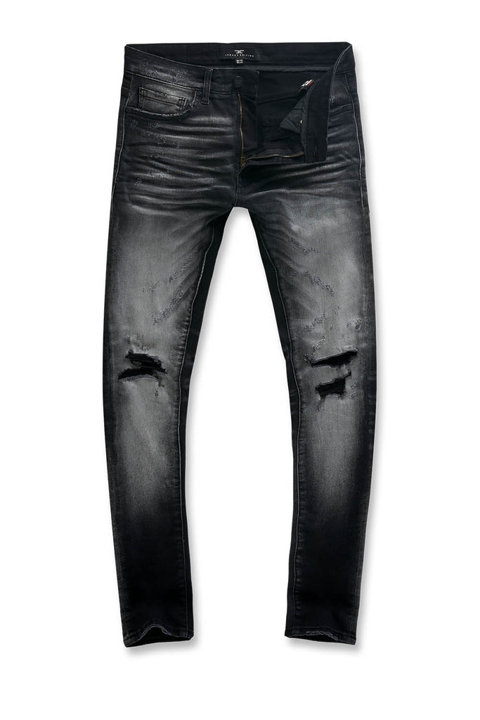 Jordan Craig - Sean - Boulder Denim (Industrial Black)