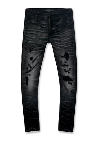 Sean - Venice Denim (Industrial Black)