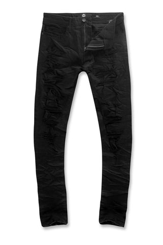 Jordan Craig - Sean - Trenton Denim (Jet Black)
