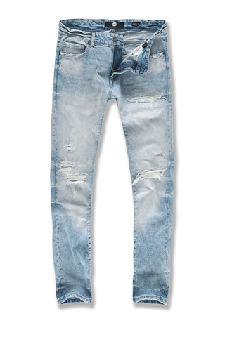 Sean - Acadia Denim (Ice Blue)