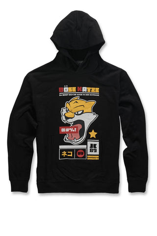 Jordan Craig - Bad Cat Pullover Hoodie (Black)