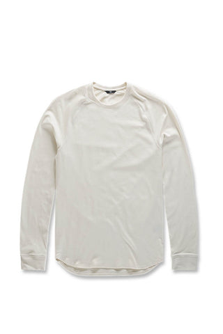 Bushwick Raglan Top (Bone)