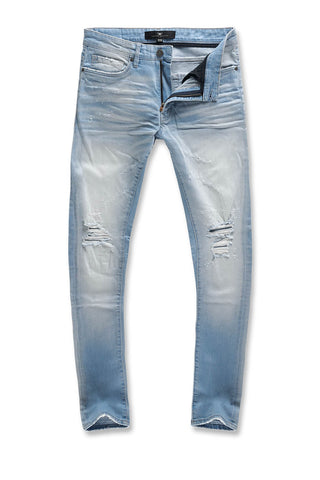 Sean - Boulder Denim (Ice Blue)