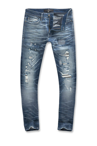 Jordan Craig - Sean - Venice Denim (Aged Wash)