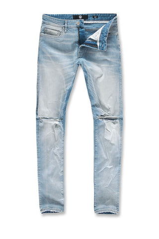 Sean - Portland Denim (Ice Blue)