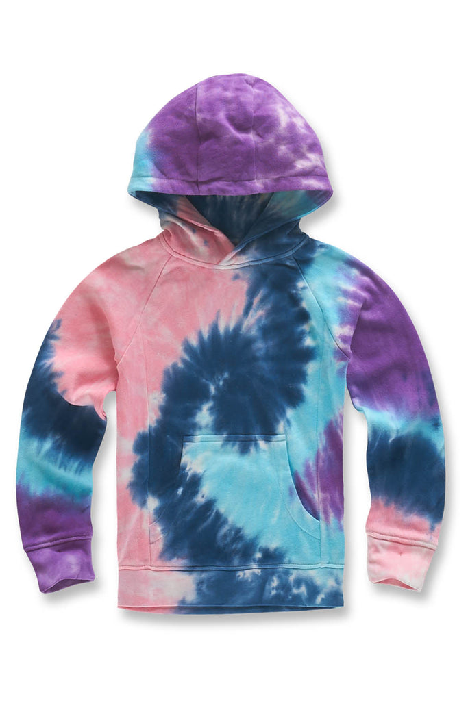 Jordan Craig - Kids Woodstock Pullover Hoodie (Cotton Candy)