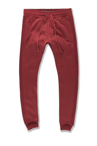 JCA Jogger Sweatpants (Brick)