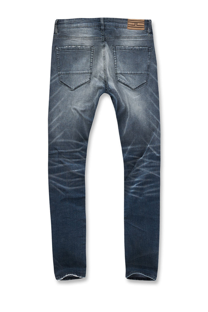 Sean - Portland Denim (Dark Blue)