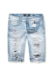 Jordan Craig - Belmar Denim Shorts (Ice Blue)