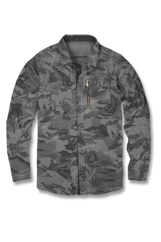 Camouflage Field Shirt