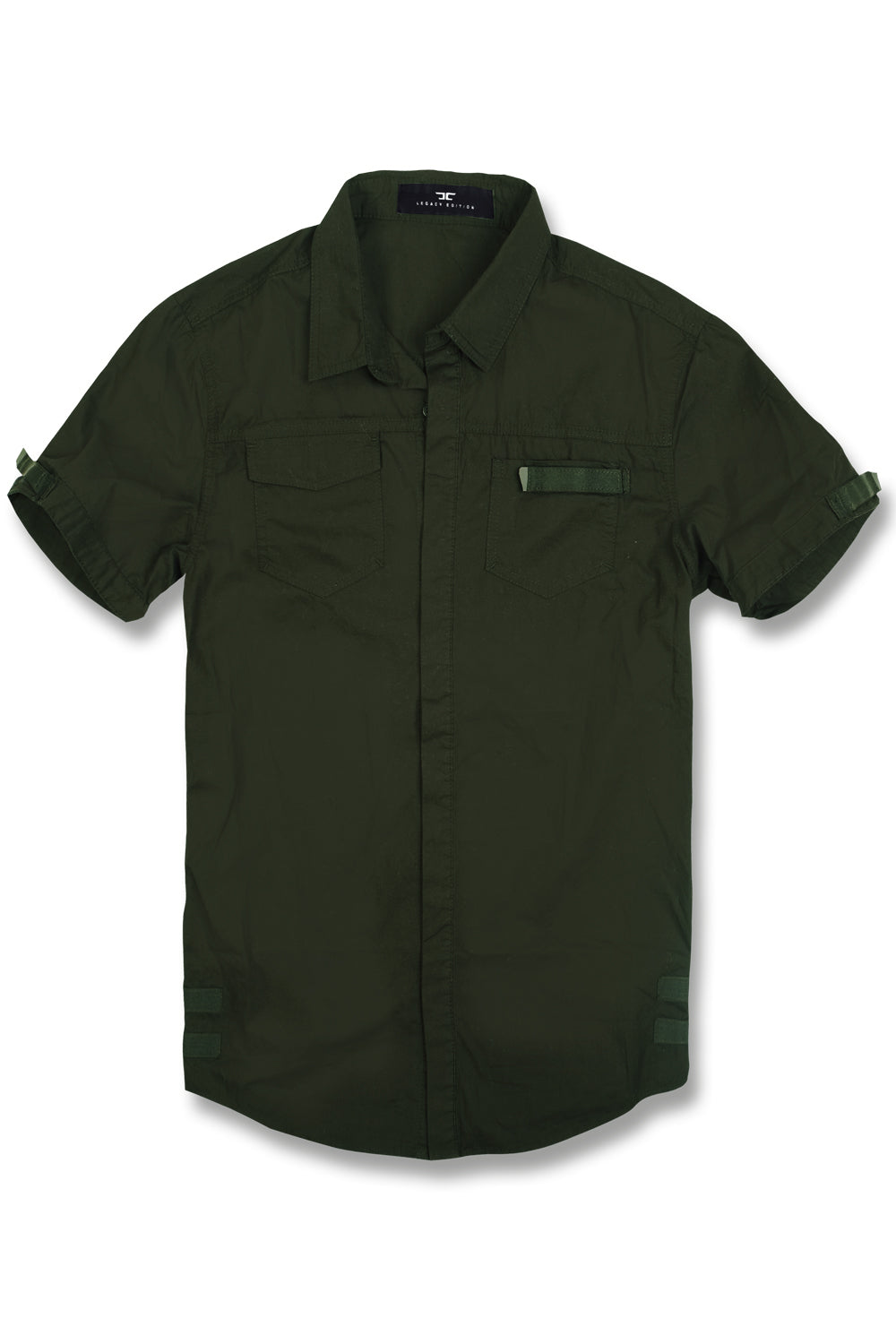 Tactical Button Up Shirt 2.0 (Army Green)