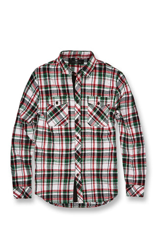 Tacoma Flannel Shirt (Green)