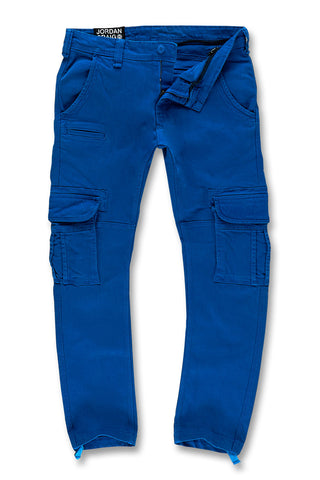 Jordan Craig - Xavier - Casual Cargo Pants 2.0 (Royal)