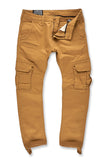 Xavier - Casual Cargo Pants 2.0 (Wheat)