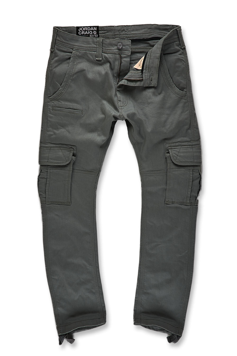 Xavier - Casual Cargo Pants 2.0 (Charcoal)