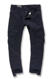 Xavier - Casual Cargo Pants 2.0 (Navy)