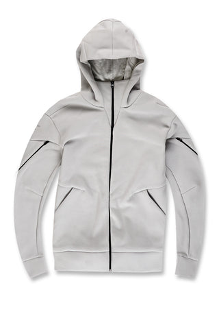 Jordan Craig - Niagara Tactical Zip Up Hoodie (Cement)