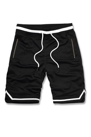 Jordan Craig - Rucker Basketball Shorts (Black Steel)