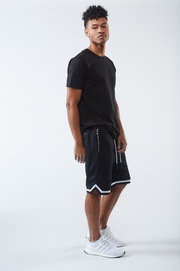 Jordan Craig - Rucker Basketball Shorts 2.0 (Black Steel)