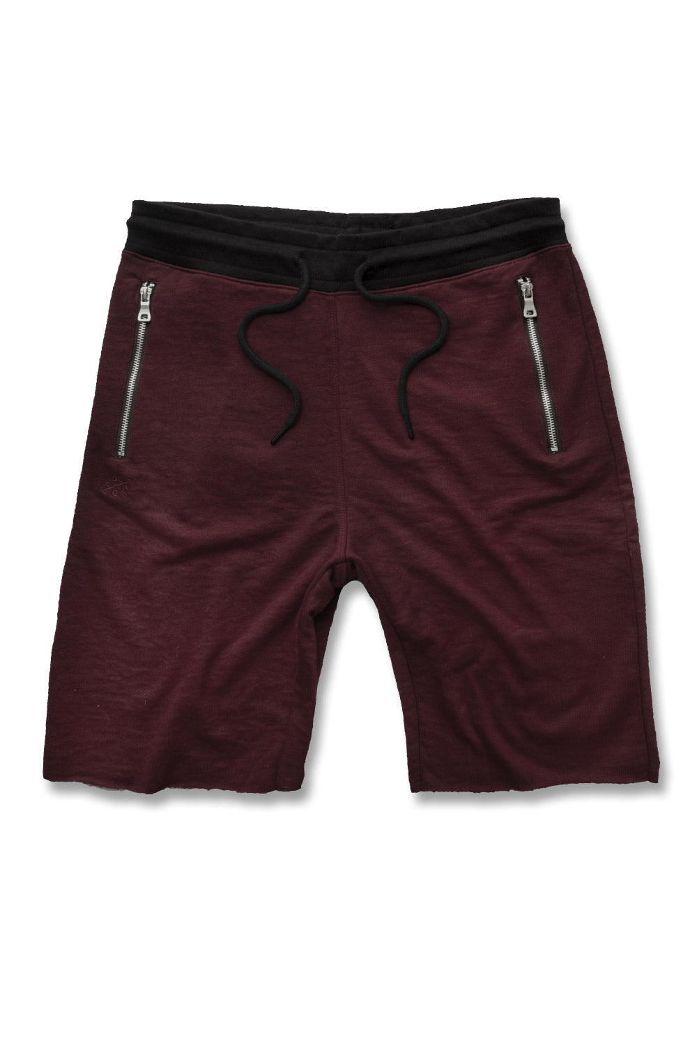 4fda4164222cbe Raw Edge French Terry Shorts (Wine) – Jordan Craig