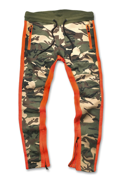 Camouflage Essential Fleece Track Pants
