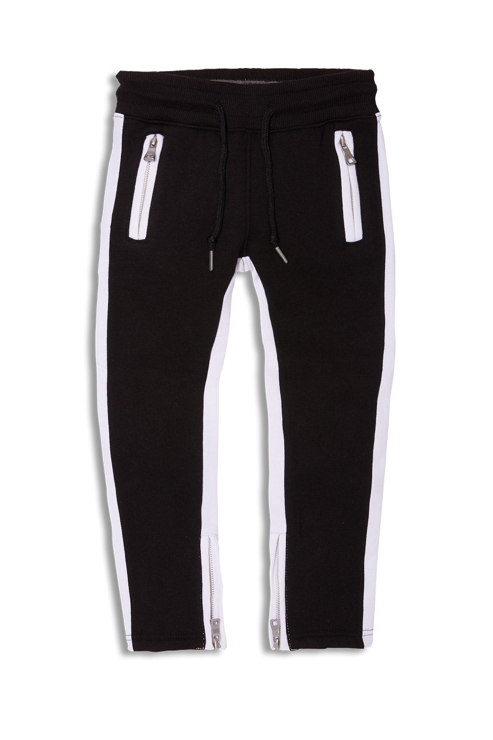 Jordan Craig - Kids Essential Fleece Track Pants (Black)